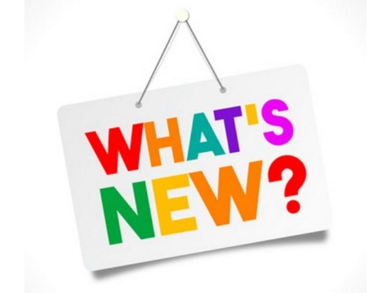 WhatIsNew Updated February 2021